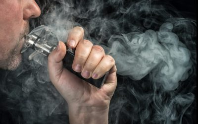 Electronic cigarettes are actually less harmful than tobacco
