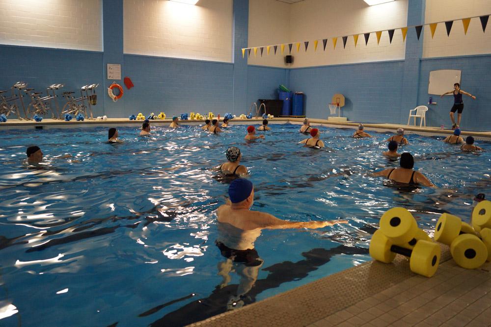 Intérêts et avantages cardiovasculaires de l'entrainement aérobie aquatique
