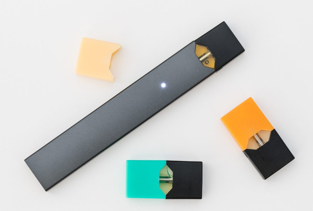 Juul: The new electronic cigarette popular among young people