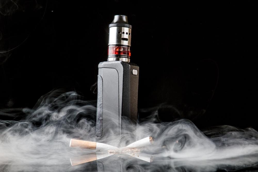La cigarette électronique, un bon outil pour cesser de fumer