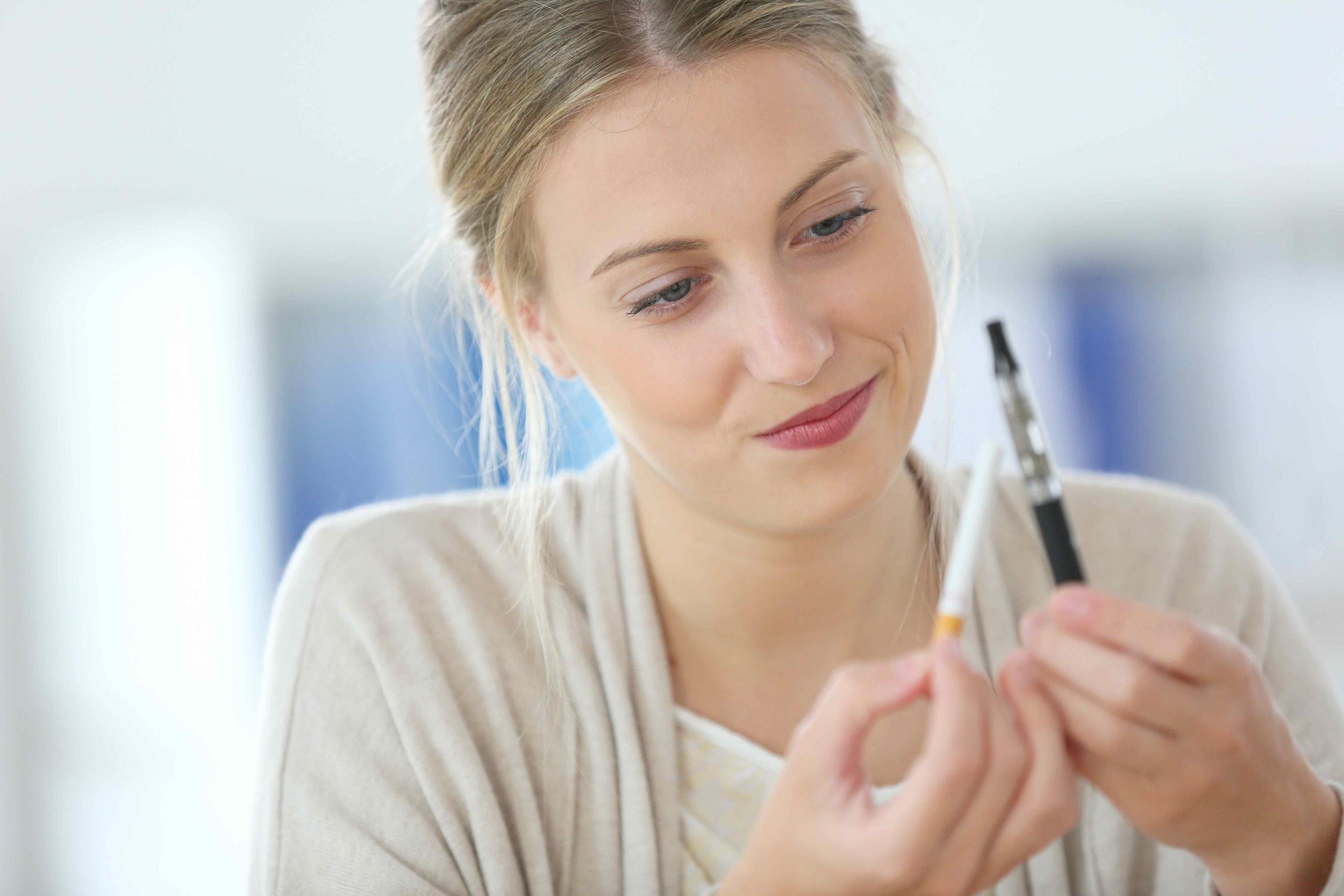 L'abandon du tabac au profit de la cigarette électronique provoque une amélioration rapide de la santé cardiovasculaire