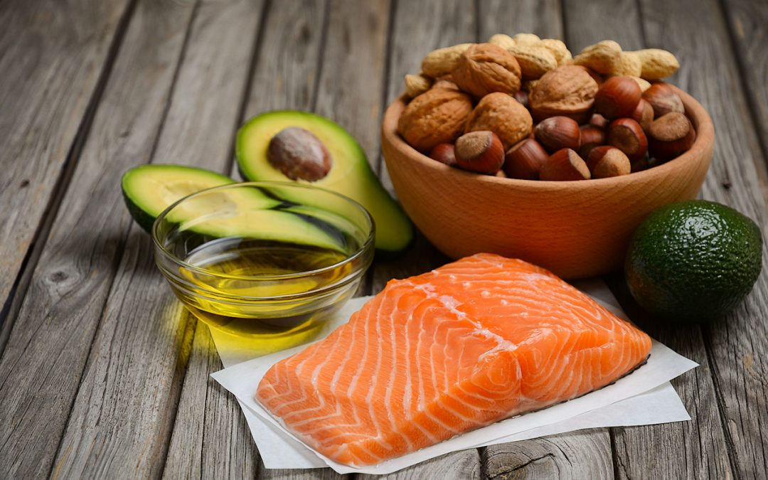 Choosing dietary sources of unsaturated fats has many health benefits