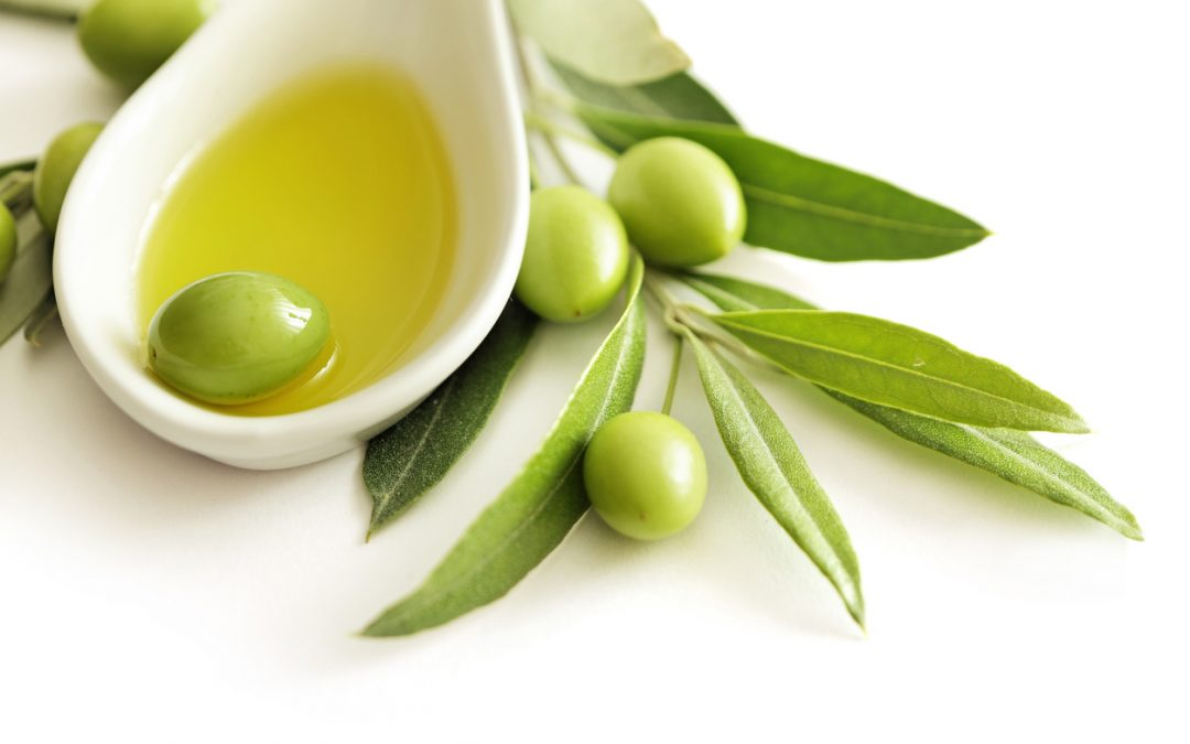 Olive oil, the best source of fat for cooking