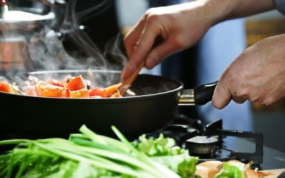 Reducing calorie intake by eating more plants